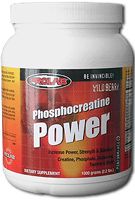 Phosphocreatine Power